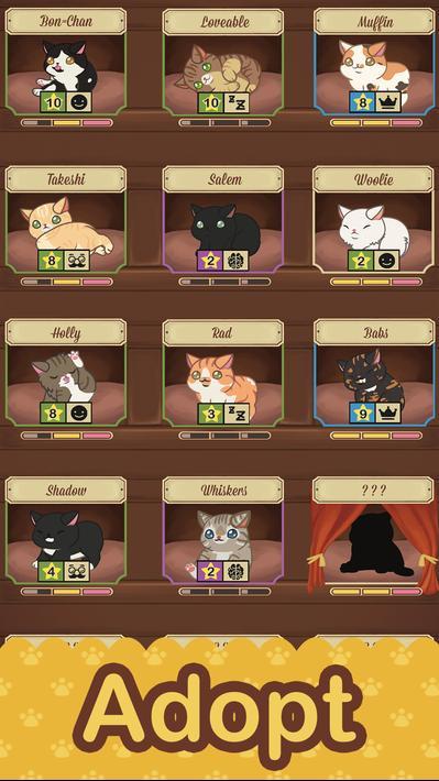 Furistas Cat Cafe - Cuddle Cute Kittens Apk