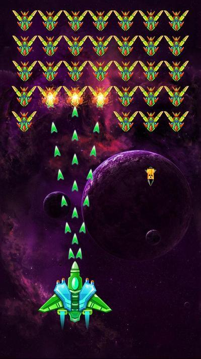 Galaxy Attack: Alien Shooter Mod