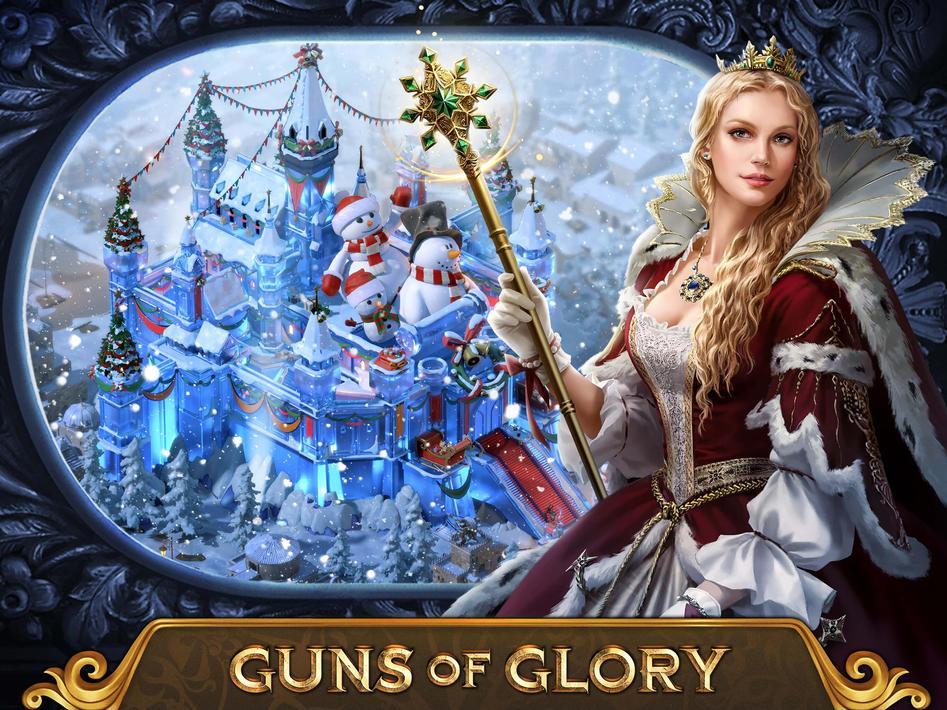 Guns of Glory Apk Mod
