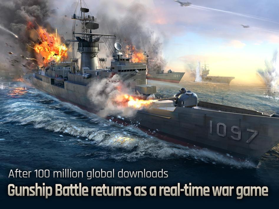 Gunship Battle Total Warfare Apk Mod