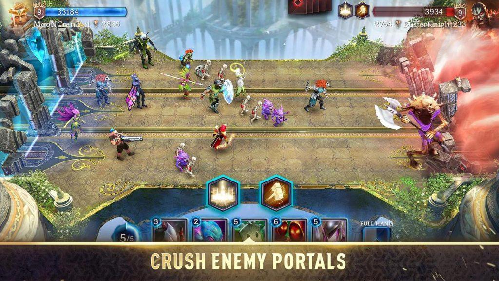 Heroic – Magic Duel Apk Mod