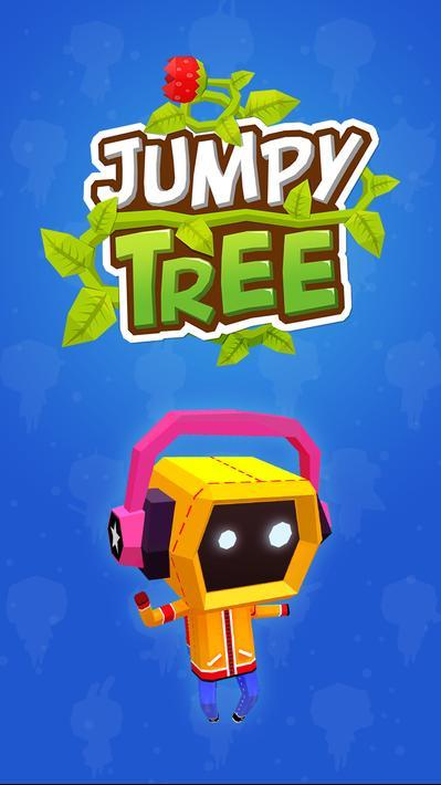 Jumpy Tree – Arcade Hopper Apk Mod