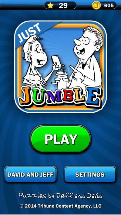 Just Jumble Apk Mod
