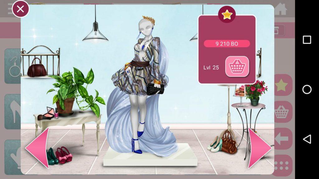 Like a Fashionista Apk Mod