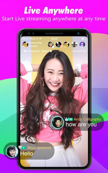 MLiveU Hot Live Show Apk Mod