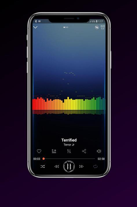 Music player Muzobon Apk Mod Unlimited