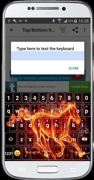 Neon Keyboard Apk Mod