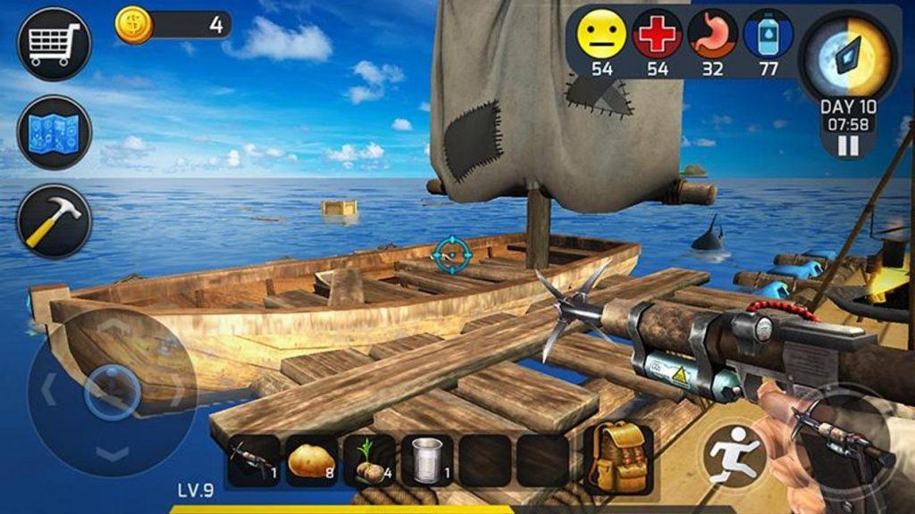Ocean Survival Apk Mod