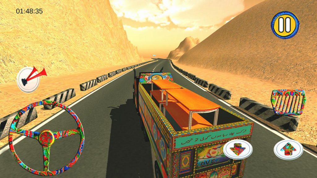 PK Cargo Truck Driving Apk Mod