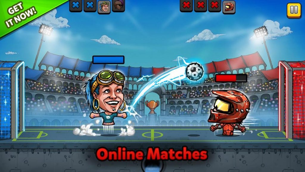 Puppet Football Fighters – Soccer PvP Mod Unlimited