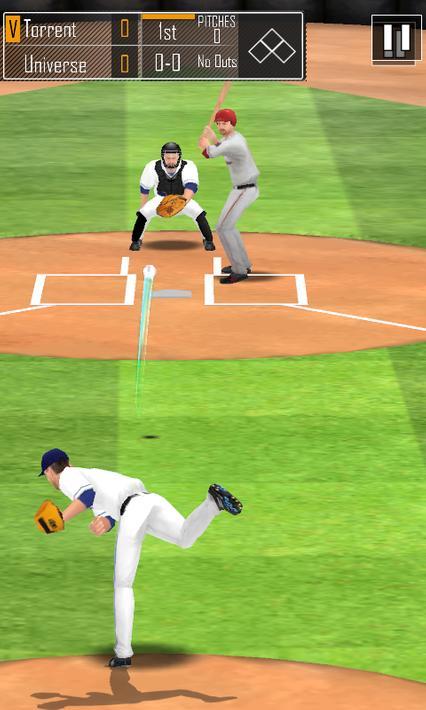 Real Baseball 3D Apk Mod