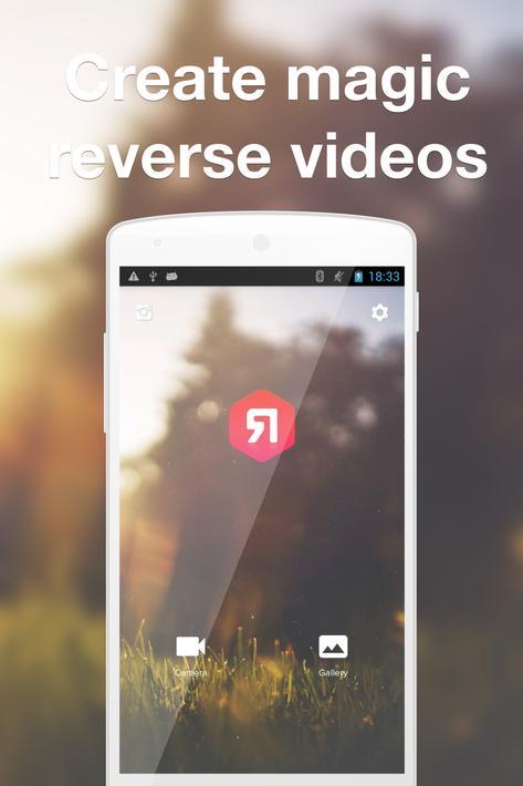 ReverX magic reverse video Apk Mod