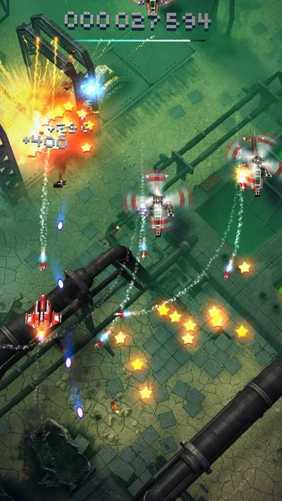 Sky Force Reloaded Apk Mod