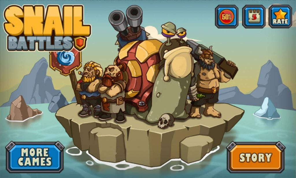 Snail Battles Apk Mod Unlock All
