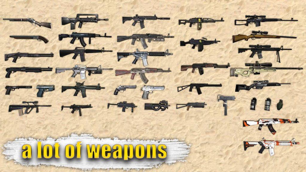 Special Forces Group 2 Apk Mod
