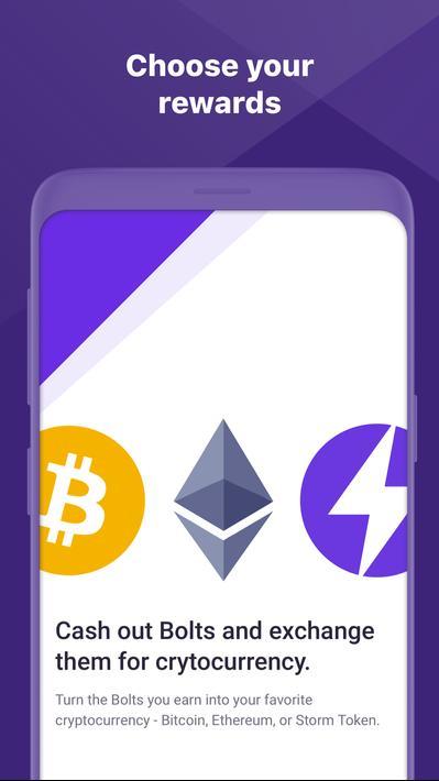 Storm Play Crypto Bitcoin & Ethereum Apk Mod