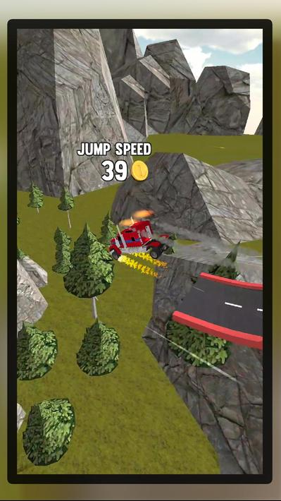 Stunt Truck Jumping Apk Mod All Unlocked