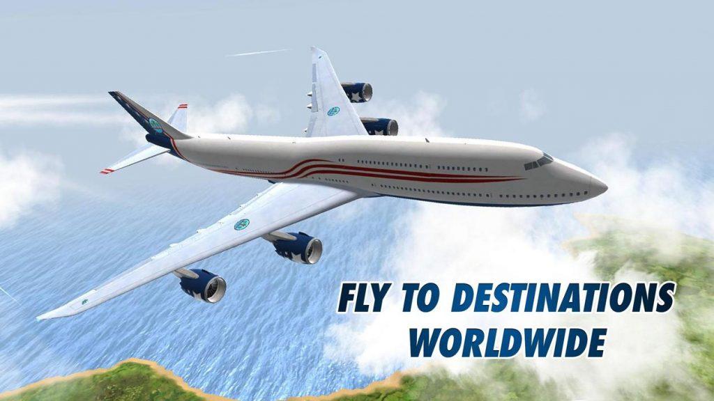 Take Off Flight Simulator Apk Mod