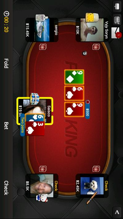 Texas Holdem Poker-Poker KinG Apk Mod