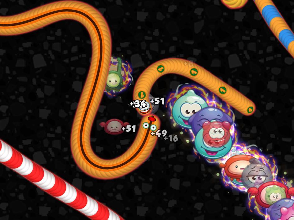 Worms Zone - Voracious Snake Apk Mod
