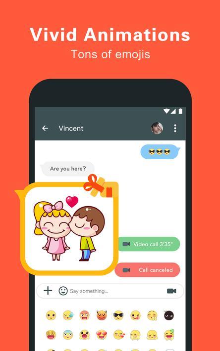 AHA Live Random Video Chat Apk Mod