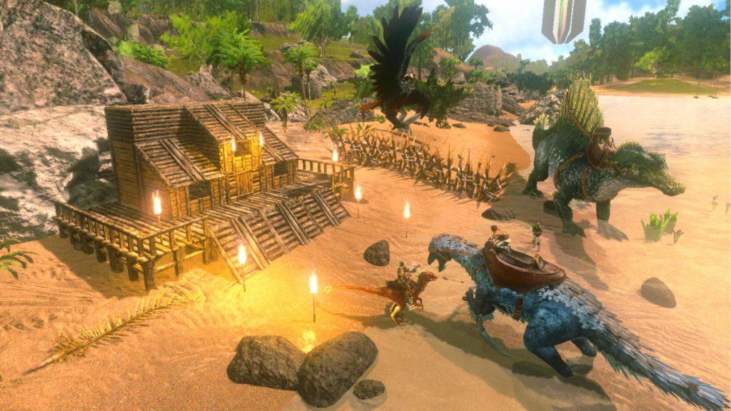 ARK: Survival Evolved Apk Mod
