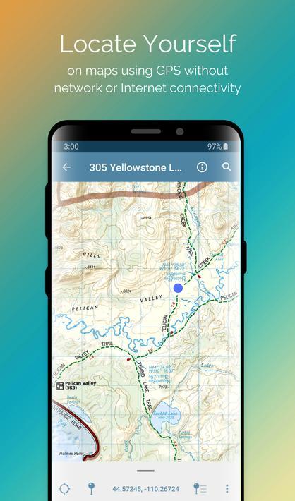 Avenza Maps Offline Mapping Apk Mod