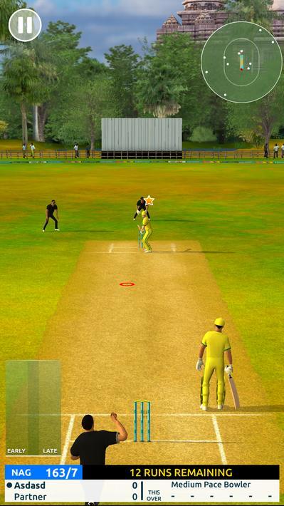 Cricket Megastar Apk Mod