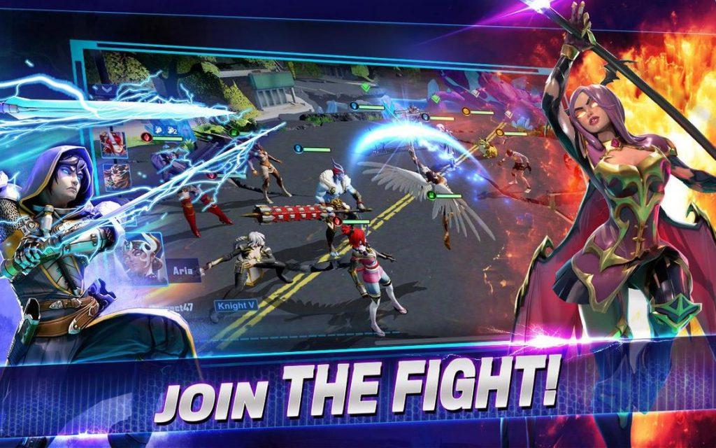 Crystalborne Heroes of Fate Apk Mod