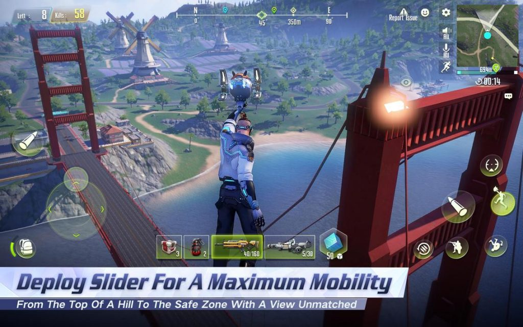 Cyber Hunter Apk Mod