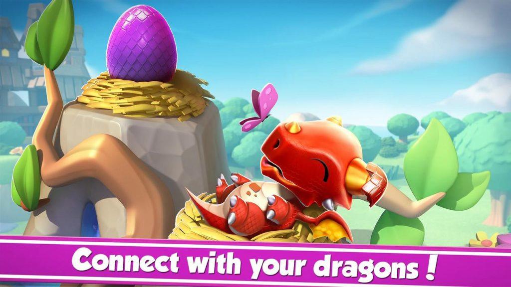 Dragon Mania Legends - Animal Fantasy Apk Mod