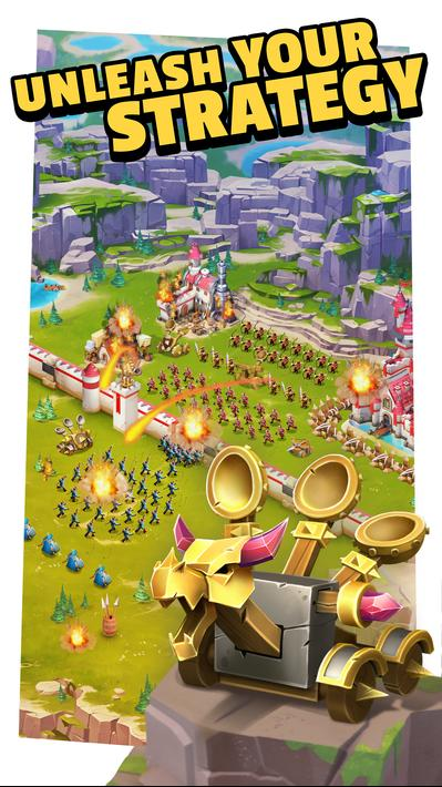 Empire Age of Knights Apk Mod