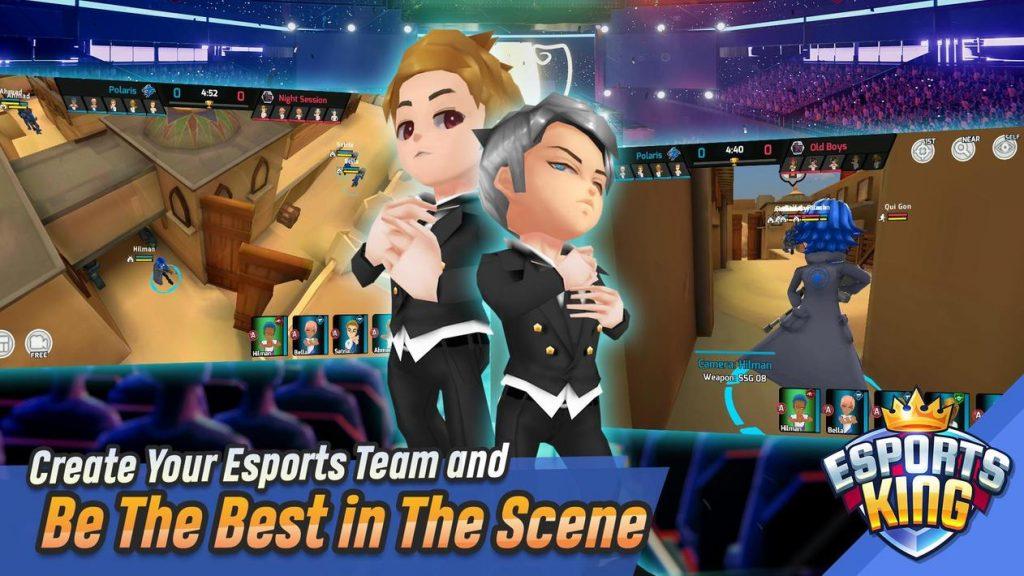 Esports King Apk Mod