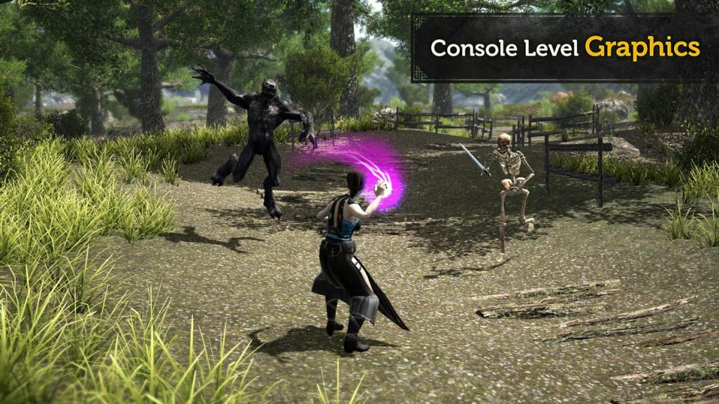 Evil Lands Apk Mod