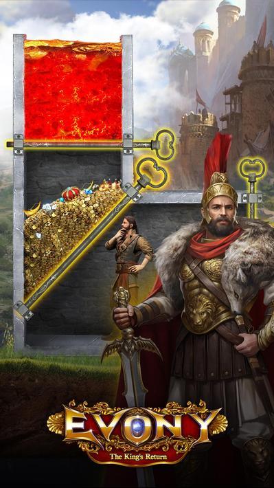 Evony The King's Return Apk Mod