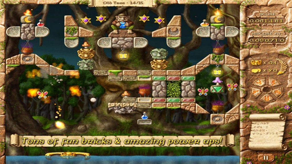 Fairy Treasure Brick Breaker Apk Mod