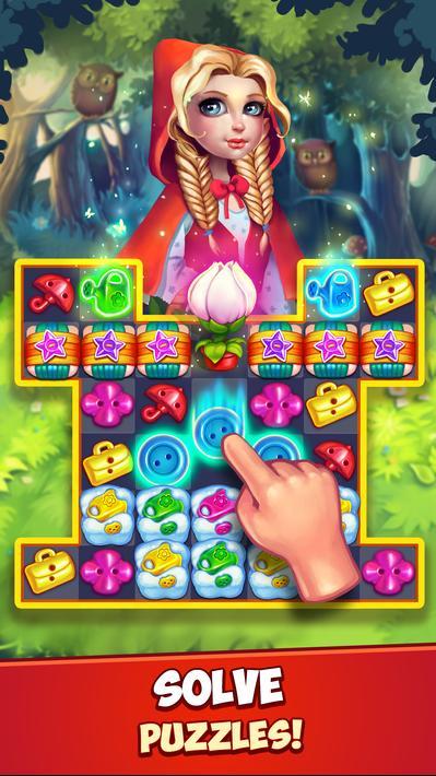 Fancy Blast Puzzle in Fairy Tales Apk Mod.png
