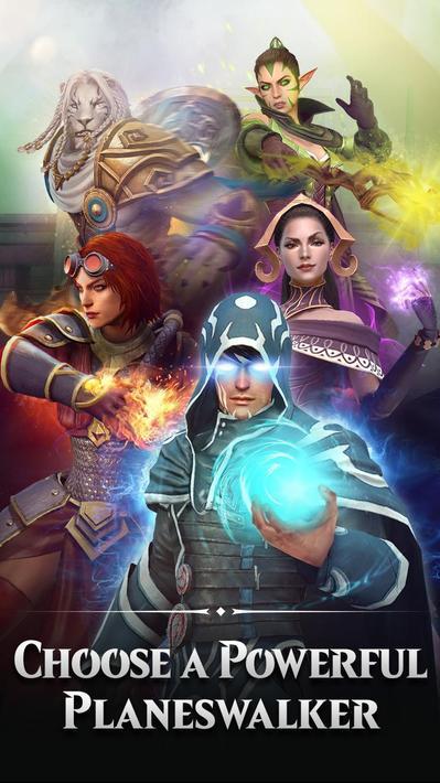Magic ManaStrike Apk Mod