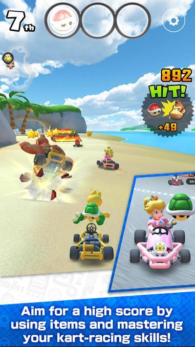 Mario Kart Tour Apk Mod