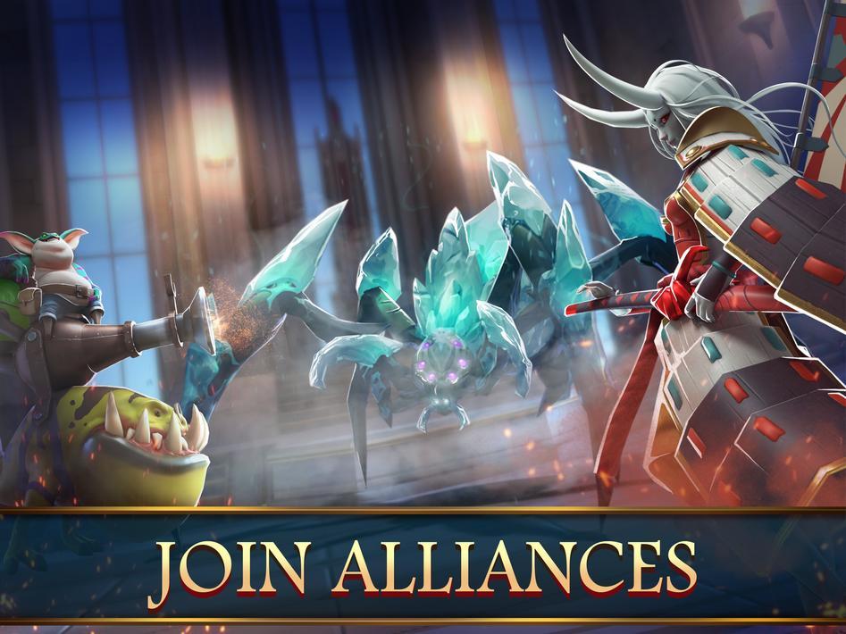 Mobile Royale MMORPG Apk Mod,