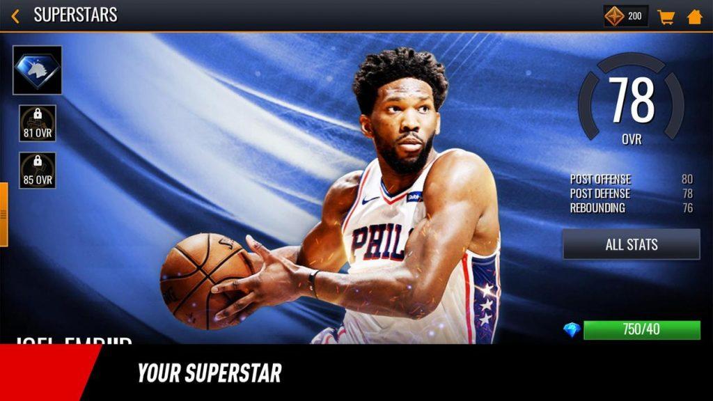 NBA LIVE Mobile Basketball Apk Mod