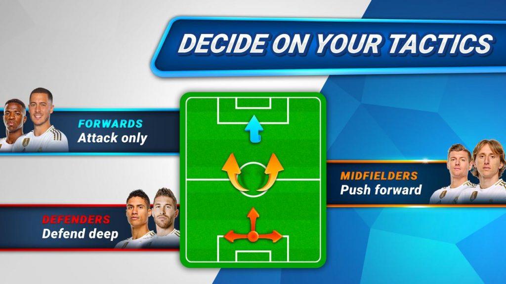 Online Soccer Manager 2020 Apk Mod