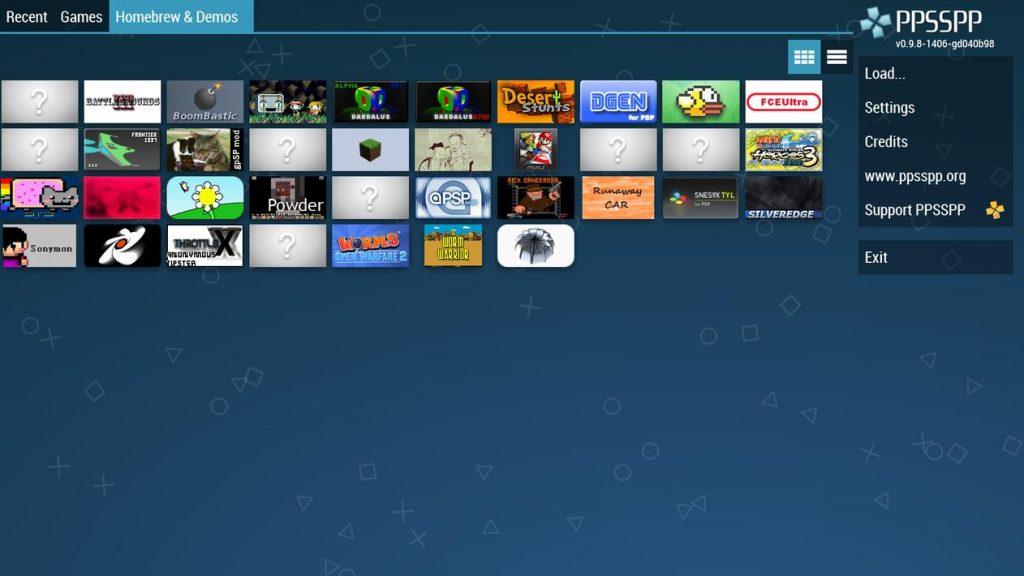 PPSSPP PSP emulator Apk Mod