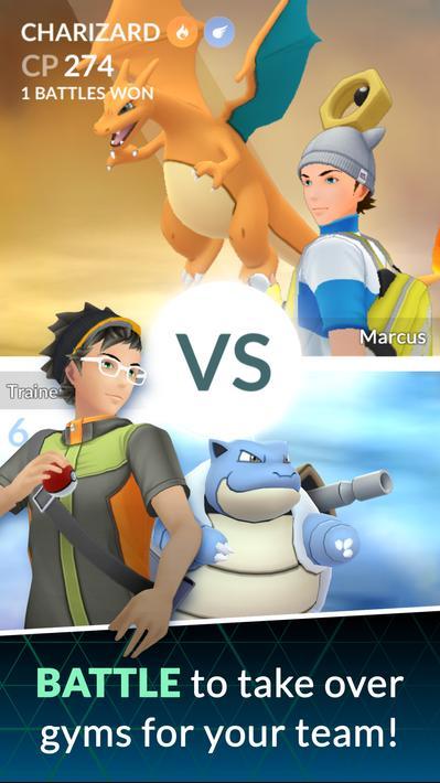 Pokemon GO Apk Mod
