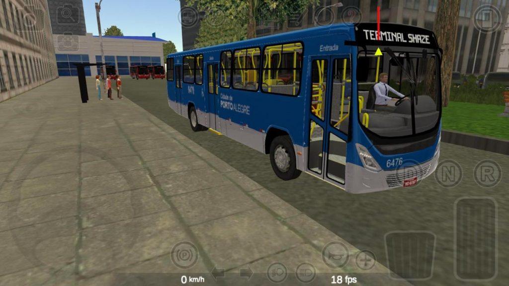 Proton Bus Simulator 2020 Apk Mod