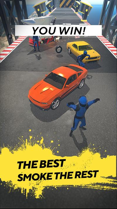 Smash Cars Apk Mod