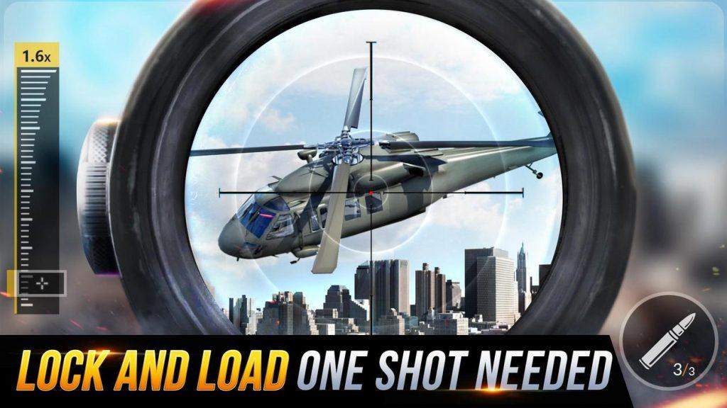 Sniper Honor Apk Mod