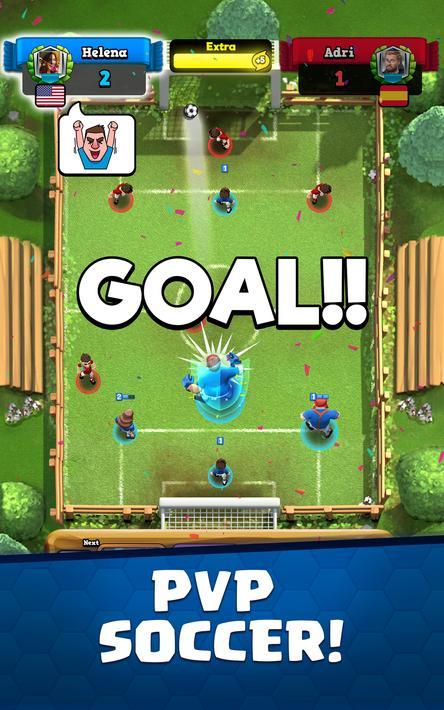 Soccer Royale Apk Mod