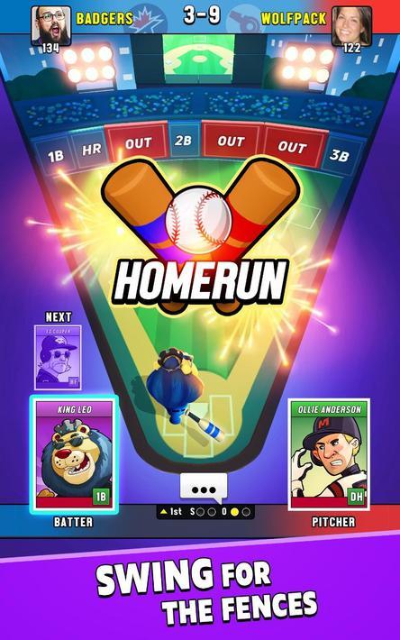 Super Hit Baseball Apk Mod