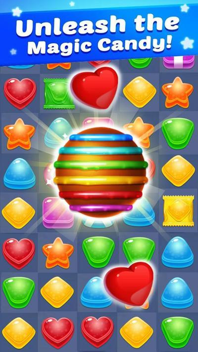 Sweet Candy Fever 2020 Mod 1